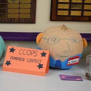 Pumpkin contest entry
