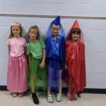 3rd grade twins