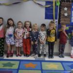 Pajama Day Preschool Rhoads class