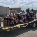 First grade float
