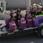 Third grade float