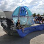 Sophomore float